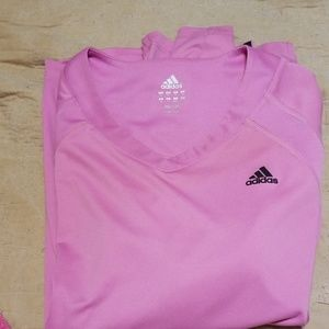 Adidas long sleeve shirt in perfect condition!